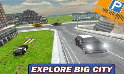 Highway Police Car Parking 3D screenshot 3/3