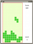 TetrisME screenshot 1/1