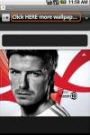 Cool David Beckham Wallpapers screenshot 1/2