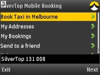 SilverTop Taxi screenshot 1/1