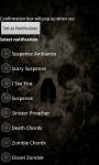 Zombie Ringtones HD screenshot 5/5