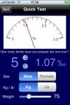 AlcoMeter screenshot 1/1
