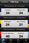NZ Rugby Results screenshot 1/1