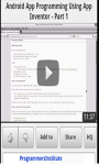 Android Programming with MIT App Inventor screenshot 2/3