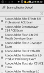 Adobe team collection screenshot 1/4