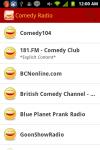 Comedy and Prank Radio screenshot 1/4