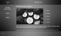 Electronic A Drum Kit screenshot 4/5