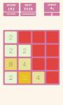 2048 Numbers Mania Free screenshot 1/5
