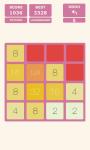 2048 Numbers Mania Free screenshot 2/5