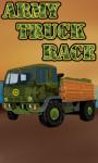 Army Truck Race - Free screenshot 1/4