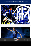 Javier Zanetti Live Wallpaper Free screenshot 3/5