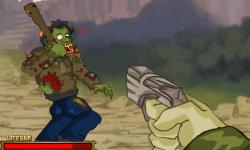 Zombies Attacking screenshot 3/4
