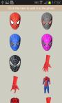 Spider Photo Booth screenshot 5/6