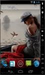 Sailor Girl Live Wallpaper screenshot 2/2