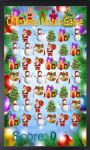 Christmas game match 3 puzzle  screenshot 2/4