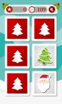 Christmas Memory Game 2015 screenshot 4/6