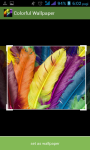 Colorful Wallpaper HD screenshot 3/3
