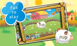 Baby Cartoon Jigsaw Puzzle Android Game screenshot 1/4