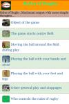 Rules of Rugby screenshot 2/3