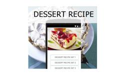Dessert Recipes food screenshot 1/3
