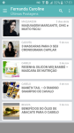 Fernanda Caroline Blog screenshot 1/6