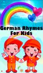 German Rhymes for Kids screenshot 1/6