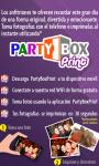 PartyBox Print screenshot 1/1