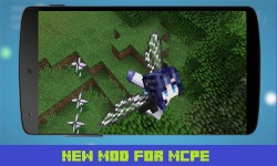 Fly Mod for Minecraft PE screenshot 2/3