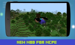 Fly Mod for Minecraft PE screenshot 3/3