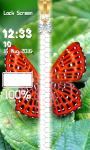 Best Butterfly Zipper Lock Screen screenshot 5/6