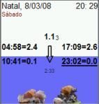 Marés 2008-Natal screenshot 1/1
