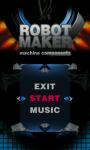 Robot Maker screenshot 1/6