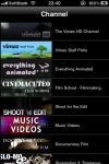 VimeoCHViewer screenshot 1/1