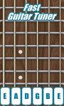 Easy Fast Guitar Tuner screenshot 1/1