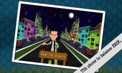 Crazy Drunk Man Running Game screenshot 3/5