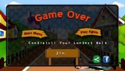 Crazy Drunk Man Running Game screenshot 5/5