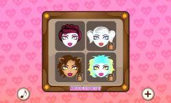 Monster Girls Dress Up screenshot 1/3