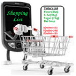 ShoppingList Nokia screenshot 1/1