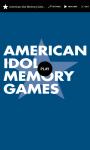 American Idol Memory Games screenshot 1/6
