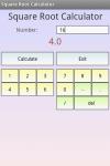 Square Root Free screenshot 2/2