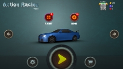 Action Racing 3D Multiplayer Car Race Game FREE screenshot 3/4