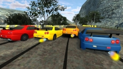 Action Racing 3D Multiplayer Car Race Game FREE screenshot 4/4