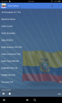 Ecuador Radio Stations screenshot 1/3