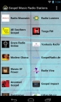Gospel Music Radio Stations screenshot 1/6