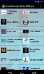 Gospel Music Radio Stations screenshot 2/6