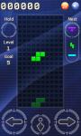 Free Tetris  screenshot 2/3