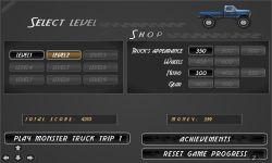 Monster Truck Trip 2 screenshot 2/3