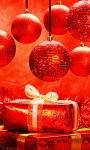Red Christmas Lwp screenshot 2/3