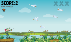 Duck Bow Hunt Free screenshot 1/3
