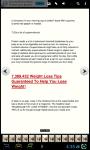 FREE 18 Weight Loss Tips 1 screenshot 5/5